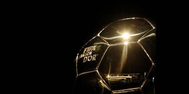 Les finalistes pour le Ballon d'Or sont connus! - La DH