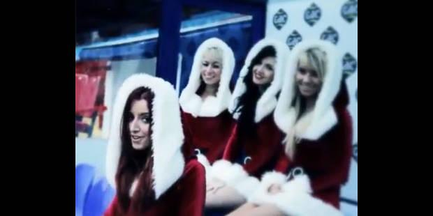Le lipdub sexy des pom-pom girls de Crystal Palace - La DH