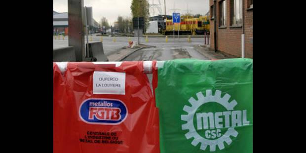 Duferco-NLMK: le travail devrait reprendre jeudi après-midi - La DH