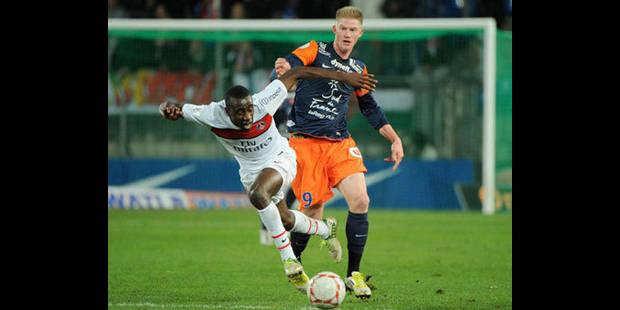 Ligue 1: Le PSG réduit à dix conserve sa place de leader - La DH