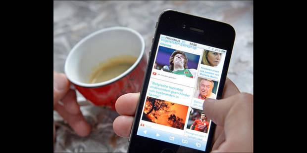 Apple augmente (en douce) le prix des applis - La DH