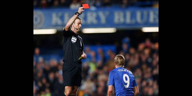 Battu par MU, Chelsea porte plainte contre l'arbitre - La DH