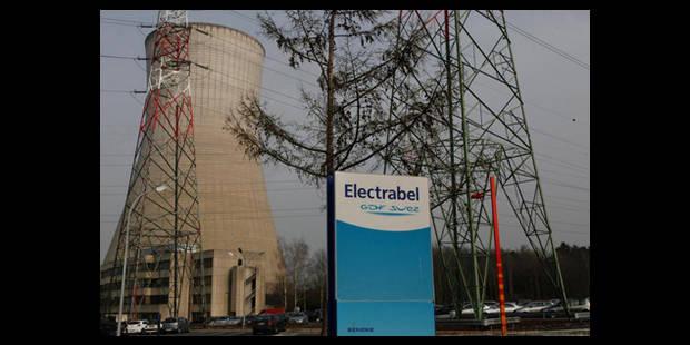 Electrabel fournisseur des autorités fédérales - La DH