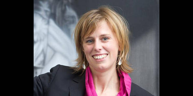 Emily Hoyos sera pr�sidente du conseil communal de Profondeville