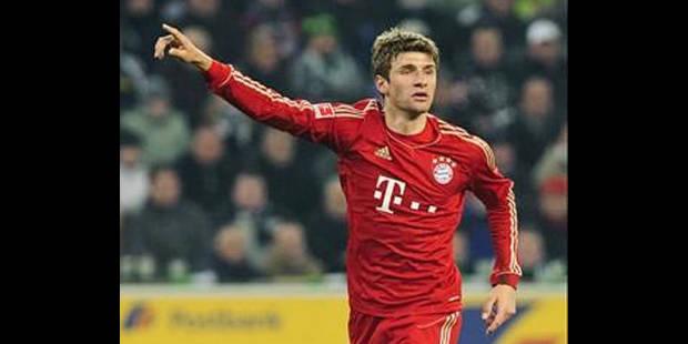 Bundesliga: Munich solide leader, Schalke remporte le match au sommet