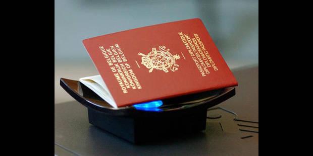 Les passeports belges seront bient�t valables 7 ans