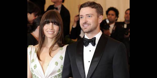 Justin Timberlake et Jessica Biel se sont mariés en Italie
