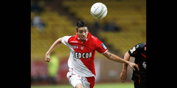 Yannick Ferreira Carrasco décisif pour Monaco