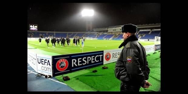 """van den Brom : """"Notre but ? Eliminer le Zenit à Bruxelles"""" - La DH"""