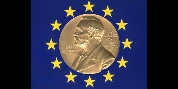 Le Nobel de la Paix pour l'Union européenne ! - La DH