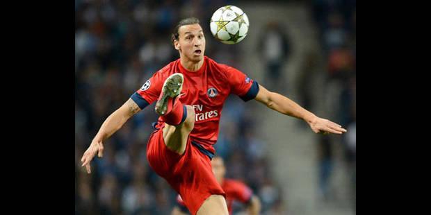 Ibrahimovic prêt à retourner à Milan