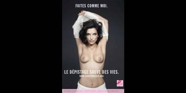 Facebook censure les seins nus, même pour la bonne cause
