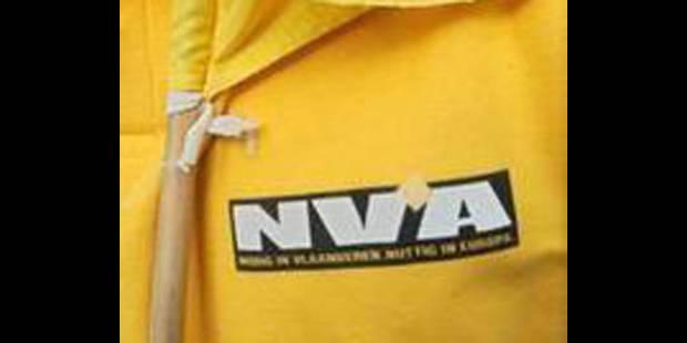La N-VA en net progrès dans les villes et même première à Alost - La DH