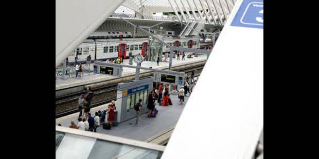 Greve SNCB : 1/4 des PME craint des dommages économiques - La DH