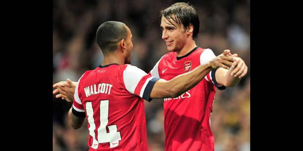 Arsenal facile, QPR éliminé - La DH