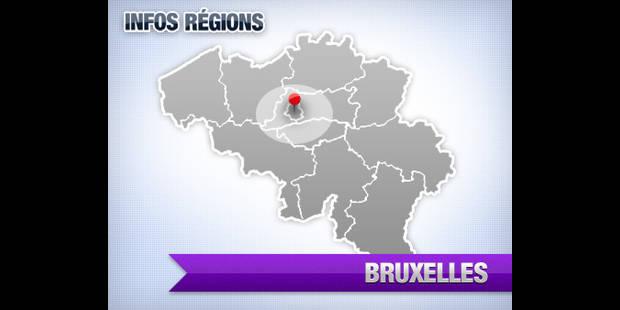 Intempéries : Plus de soixante interventions des pompiers de Bruxelles - La DH