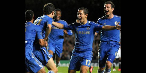 """Hazard: """"pas fan du jeu de Chelsea"""" - La DH"""