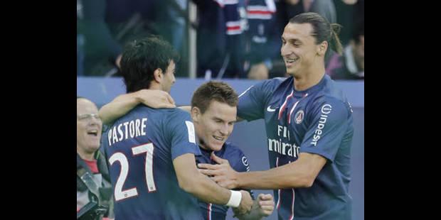 Paris garde le rythme avant le clasico, Montpellier se réveille - La DH