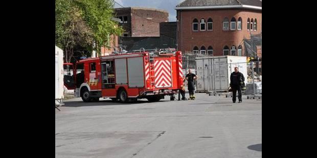 Fuite de gaz:  le quartier évacué - La DH
