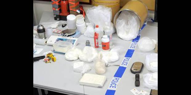 Sept kilos de cocaïne dans les bagages ! - La DH