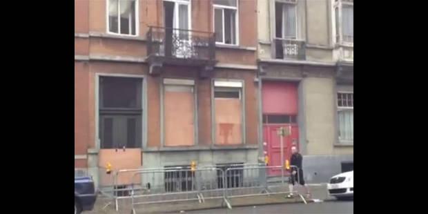 Deux personnes décèdent au cours d'un violent incendie à Etterbeek