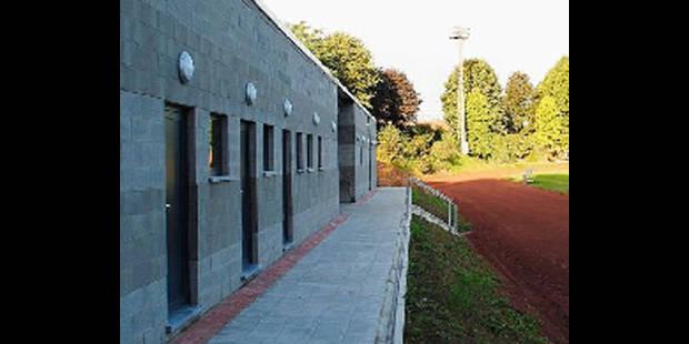Le stade Jean Huart remis à neuf
