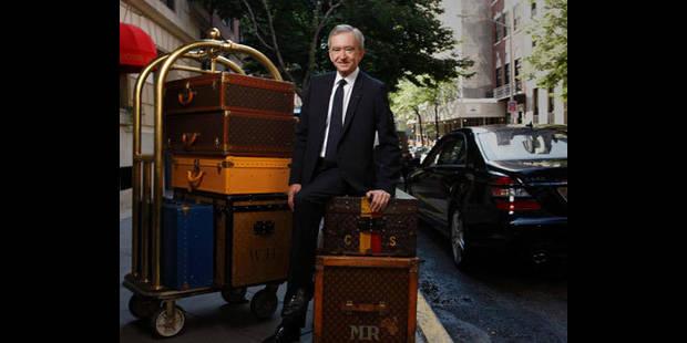 """Demande de naturalisation d'Arnault: """"Laissez venir ces Français"""" - La DH"""