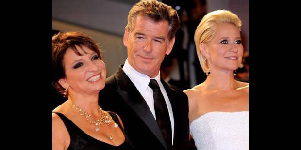 """Pierce Brosnan: """"Bond a été un cadeau du ciel"""""""