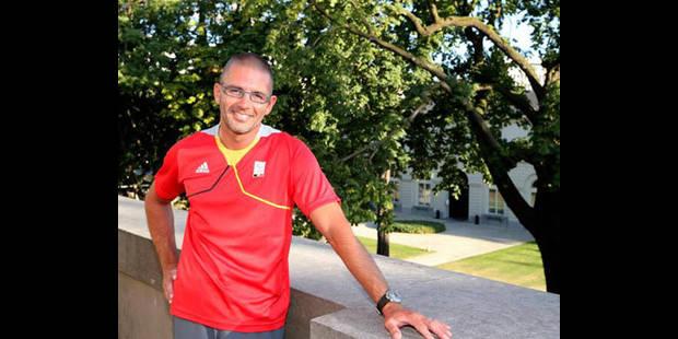 Wim Decleir apporte une 6e m�daille � la Belgique en handbiker