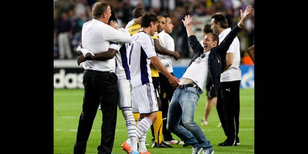 Jova suspendu 1 match : ?inacceptable !? - La DH