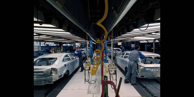 Ford Genk : Un plan de restructuration pr�voirait la fermeture de l'usine limbourgeoise
