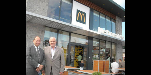 McDonald's ouvert à Marche