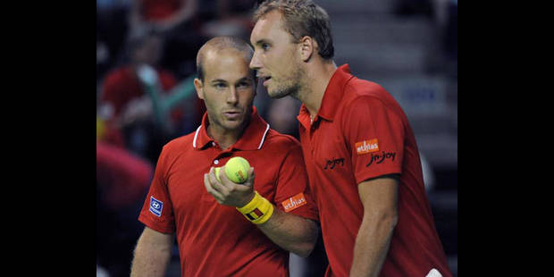 Coupe Davis: les Belges connaissent leurs adversaires suédois - La DH