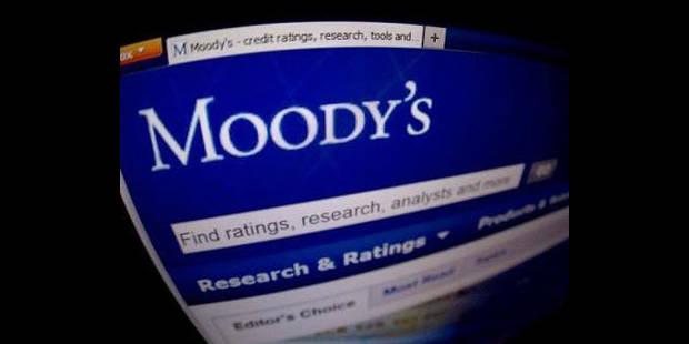 Moody's n'exclut pas d'abaisser la note de l'Union européenne - La DH