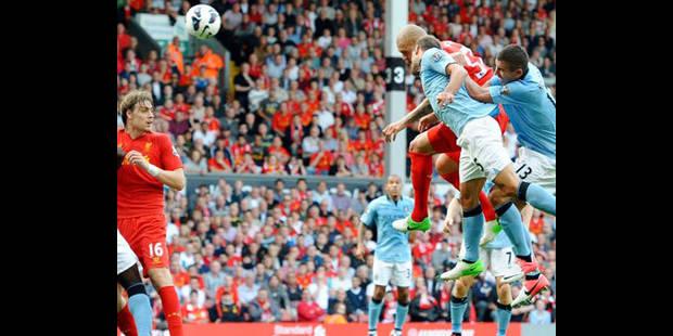 Manchester City bien payé contre Liverpool (2-2) - La DH