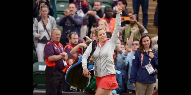 Le monde du tennis regrette déjà Kim Clijsters - La DH