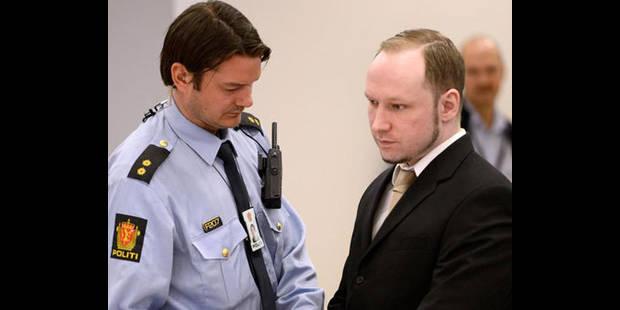 Plainte contre la police suite au massacre de Breivik - La DH