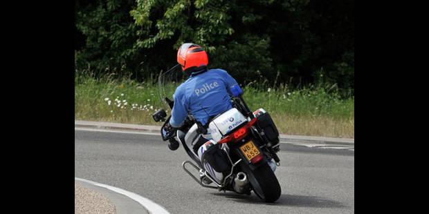 Un automobiliste flashé à 190 km/h dans une zone 70 km/h par la Police de la route d'Anvers - La DH