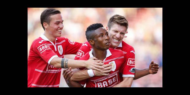 Jeu, set et match pour le Standard face à Charleroi
