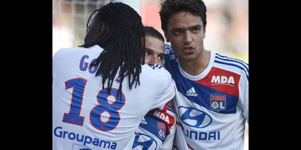 France - 1ere journée : Lyon cartonne, Montpellier craque