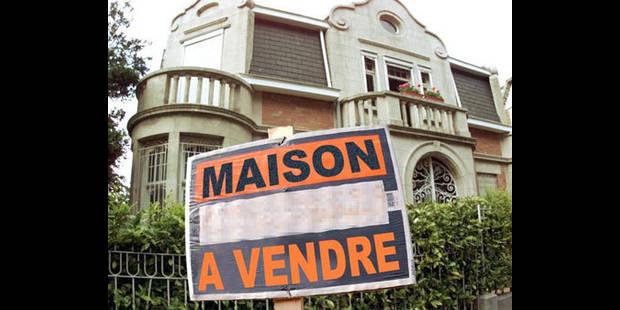 Le patrimoine immobilier des Belges a doubl� en 10 ans