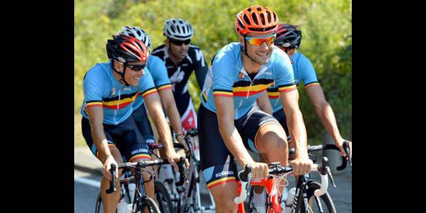 Cyclisme: neuf Belges au départ des Mondiaux de Valkenburg - La DH