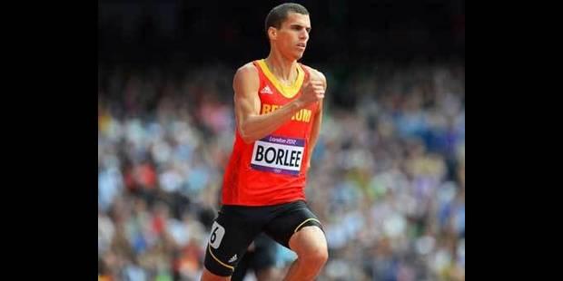 Record de Belgique pour Jonathan Borlée! Kévin premier de sa série - La DH