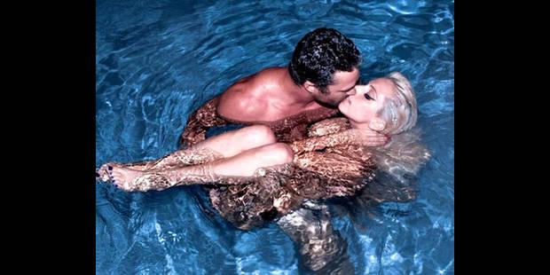 Lady Gaga pose nue avec son petit ami