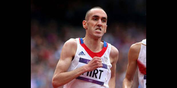 Le Français Hassan Hirt contrôlé positif - La DH