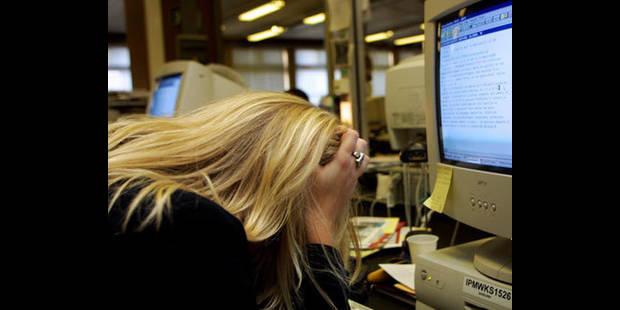De plus en plus de plaintes pour harcèlement au travail - La DH