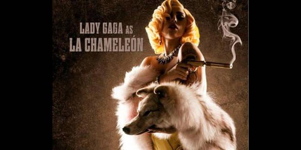 """Lady Gaga """"botte des fesses"""" - La DH"""