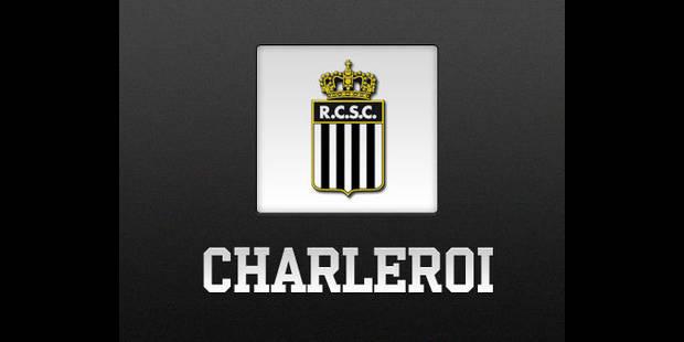 Charleroi : Diallo et Bashir à l'essai, Escoe attendu aujourd'hui - La DH