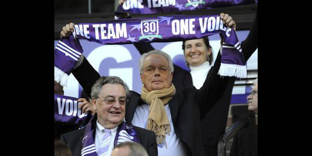 Anderlecht a touché 52millions d'€ en 5 ans - La DH