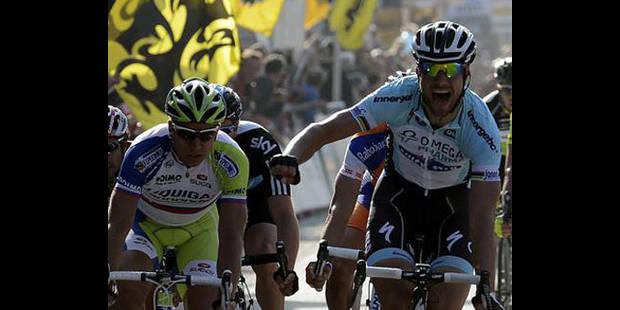 Un Duel Boonen-Sagan à Anvers - La DH